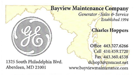 Bayview Maintenance Company