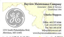 Bayview Maintenance Company