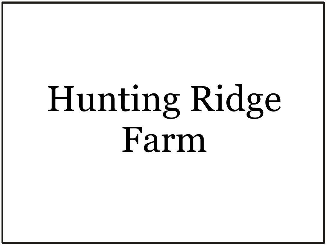 Hunting Ridge Farm